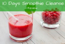 10 Days Smoothie Cleanse Review