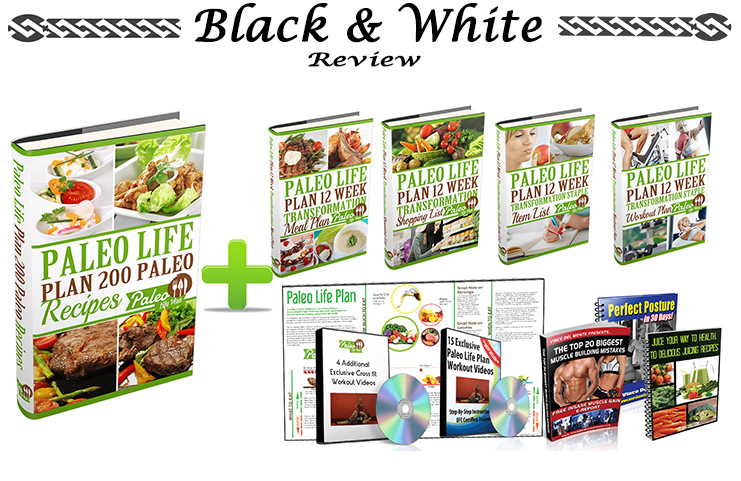 Paleo Life Plan System Review – 12 Weeks Transformation ?