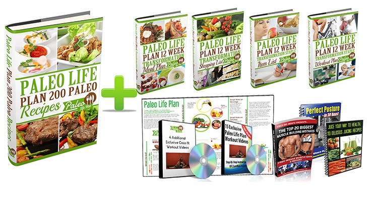 Paleo Life Plan Complete System