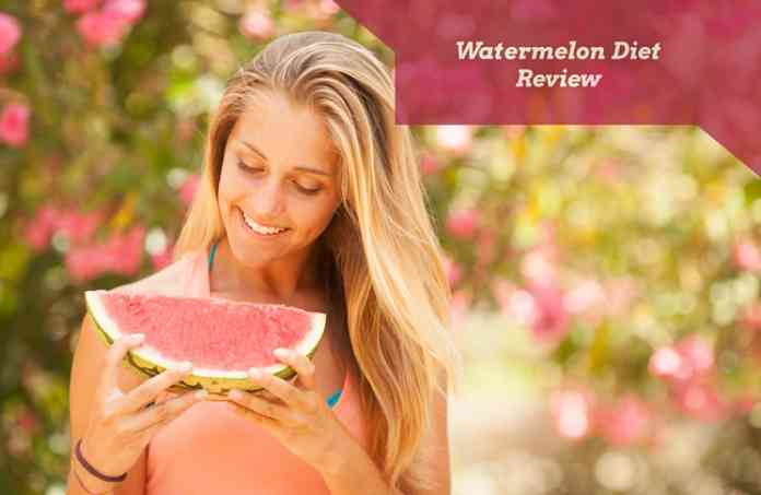 Watermelon Diet
