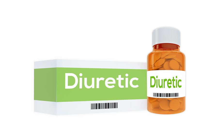 diuretic medication