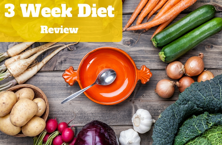 3 Week Diet by Brian Flatt – Is This Weight Loss Program Good?