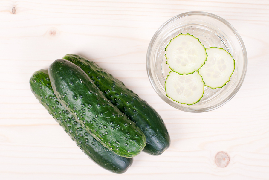 cucumber as home treatment for eczema