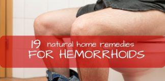 hemorrhoids remedies