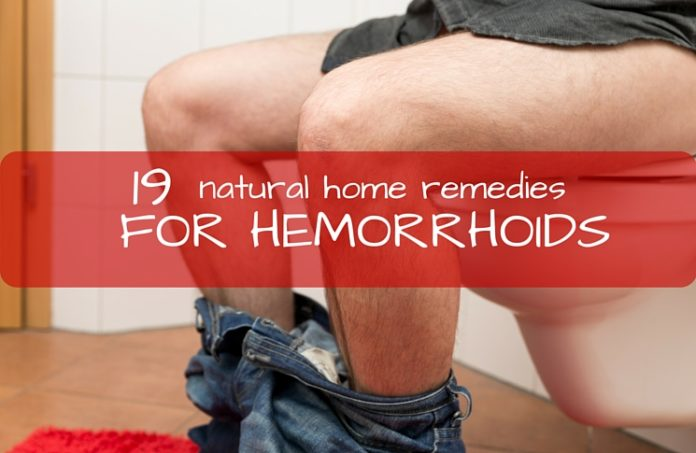How To Get Rid Of Hemorrhoids At Home