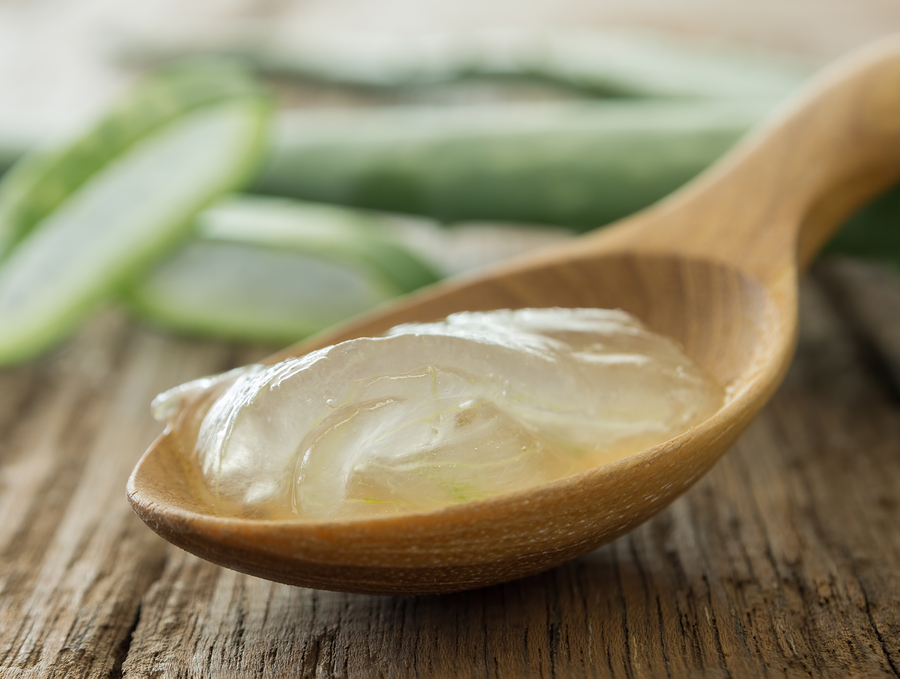 home remedies for eczema with aloe vera gel