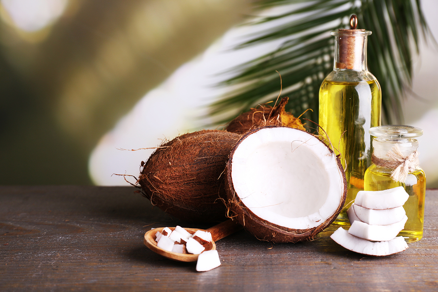 how to get rid of hemorrhoids with coconut oil