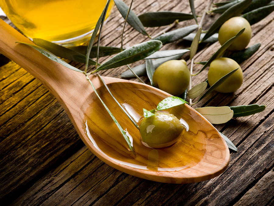 olive oil for hemorrhoids