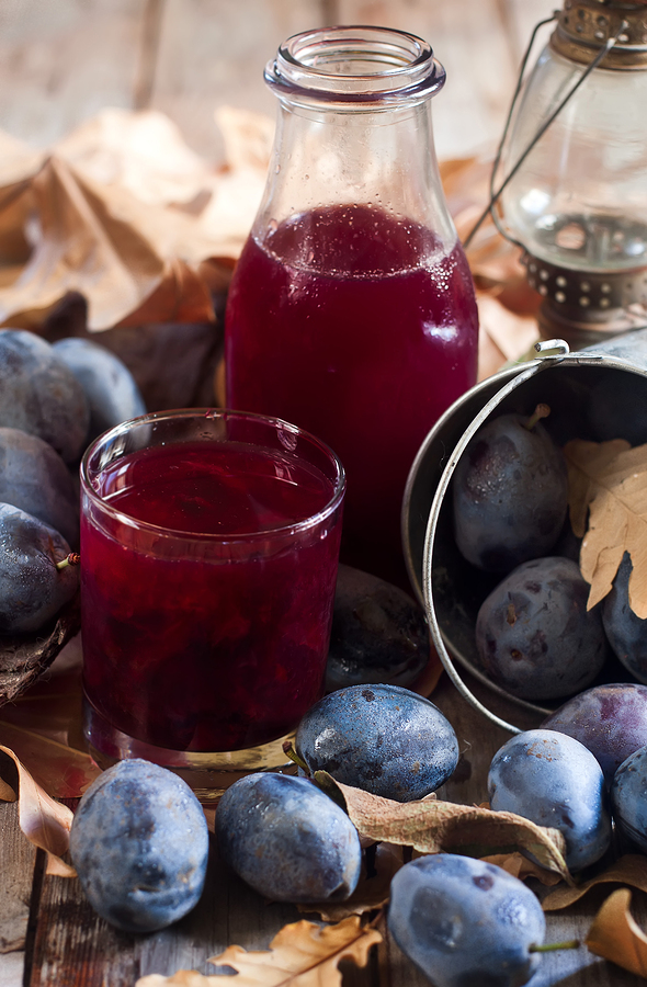 Homemade prune Juice For Constipation