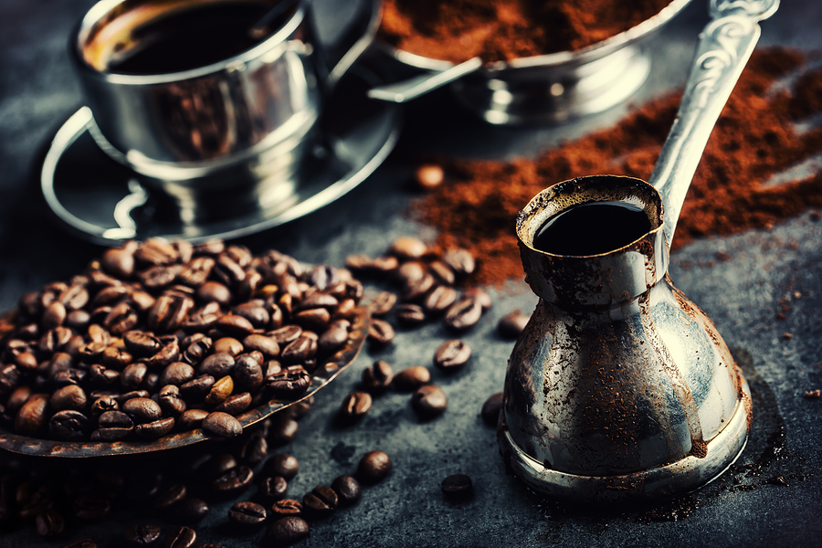 Use coffee for toenail fungus