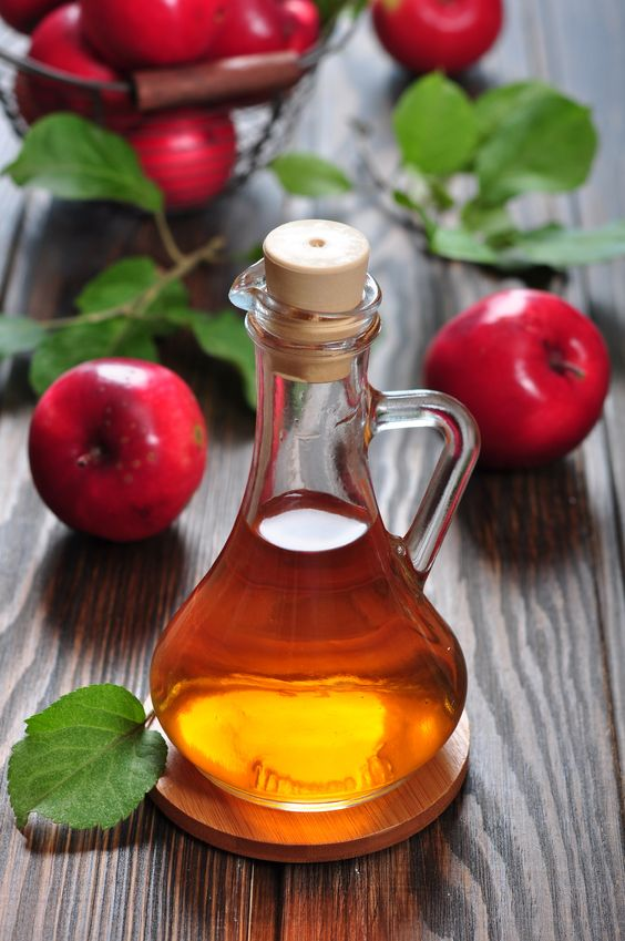 apple cider vinegar as heartburn remedy