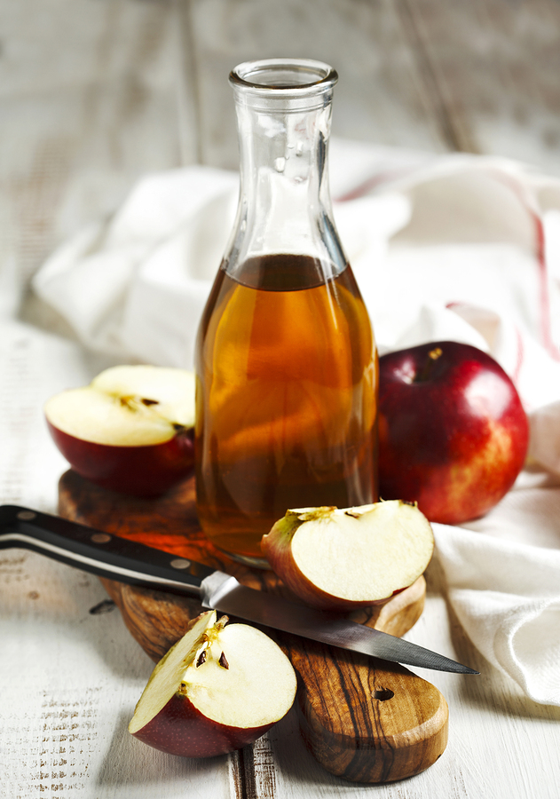 apple cider vinegar for toothache pain