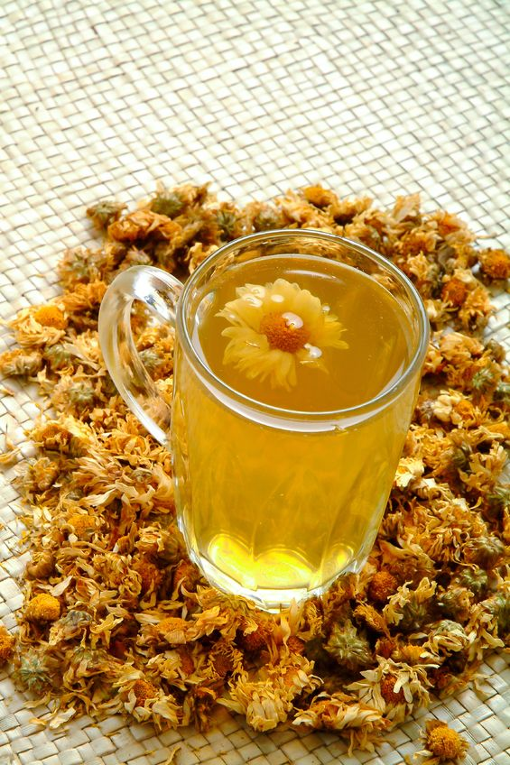 calendula infusion as home remedy for heartburn