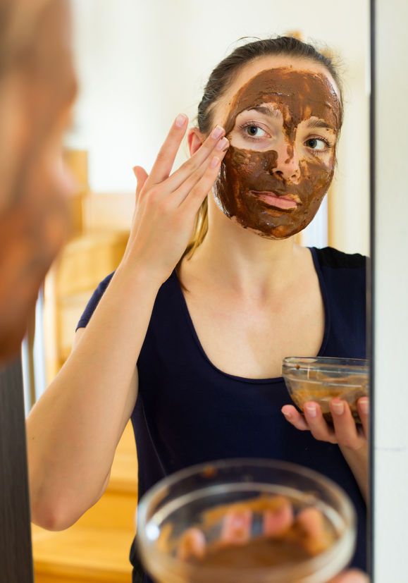 cinnamon mask to get rid of acne scars