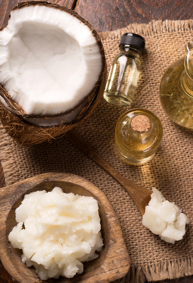 coconut oil as sunburn home remedy