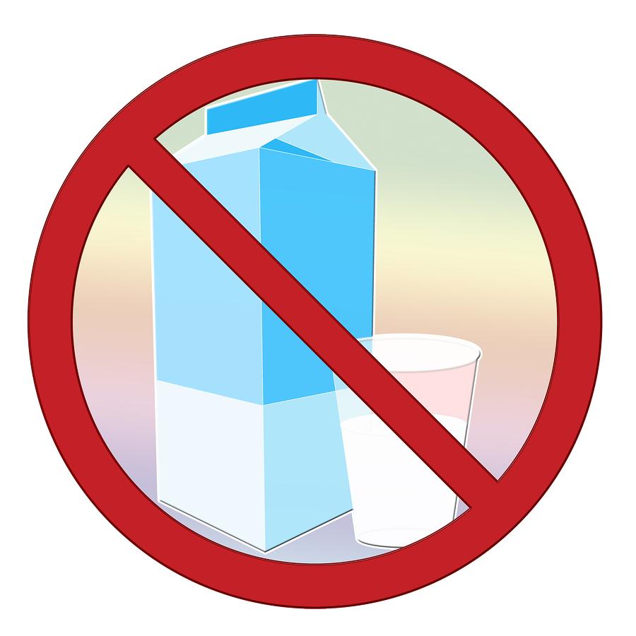 don't drink cow milk