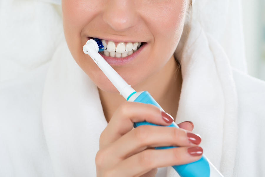eletric toothbrush for gingivitis