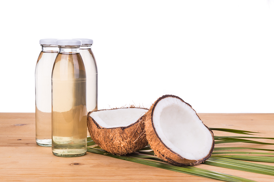 extra virgin coconut oil for toothache