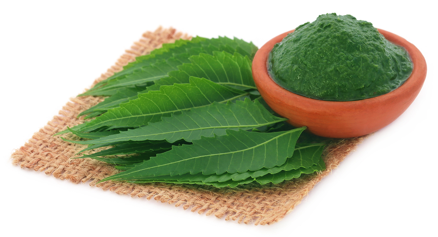 home remedies for acne with neem leaves