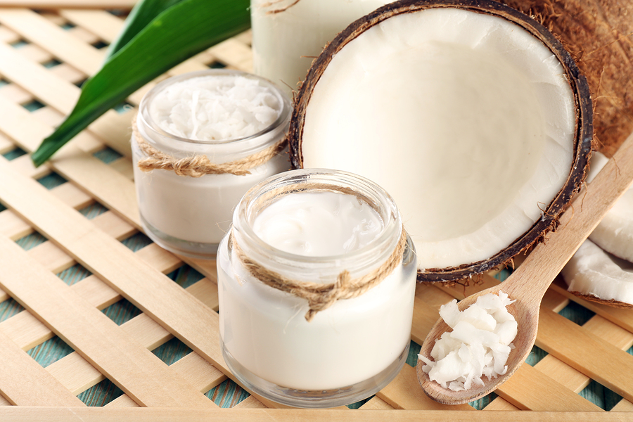 how to get rid of toenail fungus with coconut oil