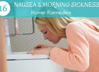 nausea remedies