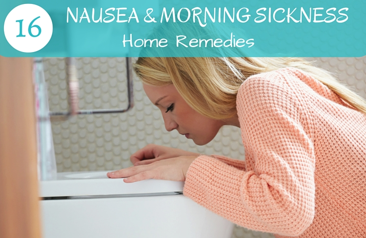 How To Get Rid Of Nausea – 16 Home Remedies That Work