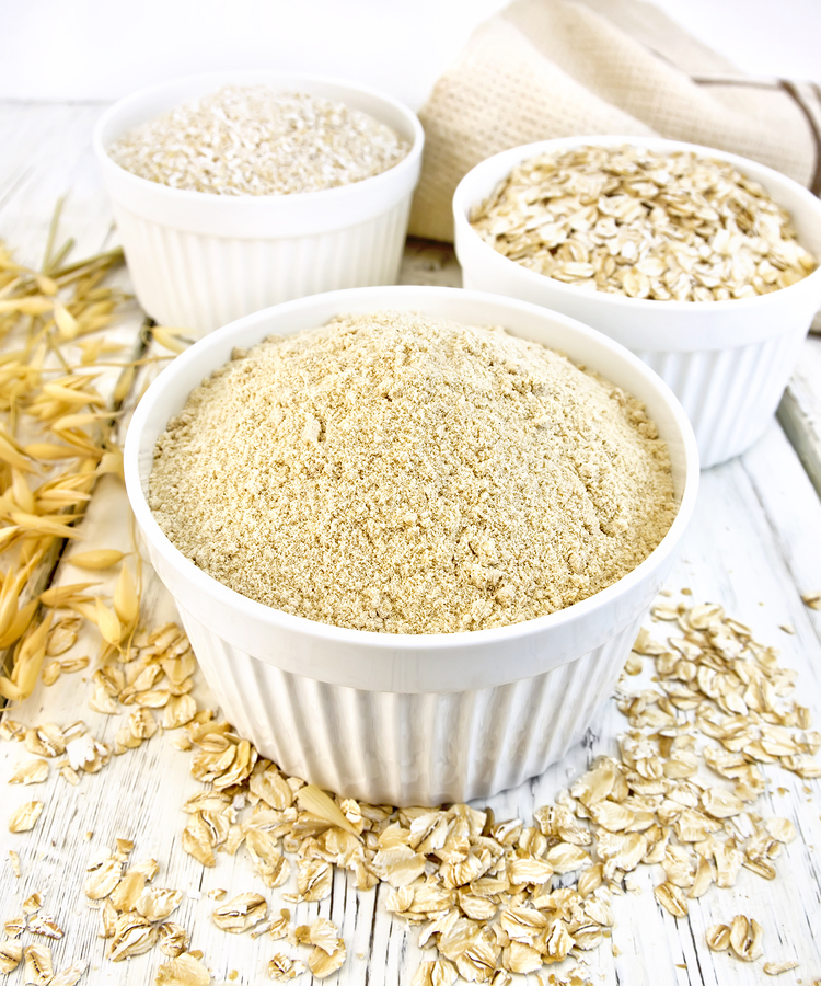 sunburn home remedy with oatmeal