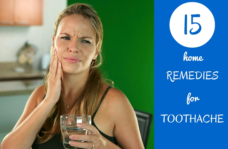 15 Tested Home Remedies For Toothache That Will Stop It