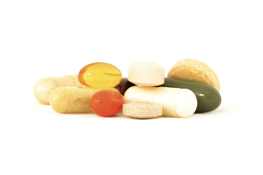 Various Vitamins (A,C,E) for eye floaters