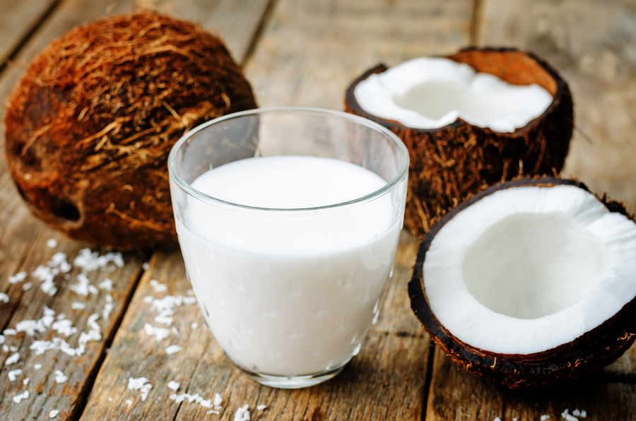 coconut for candida