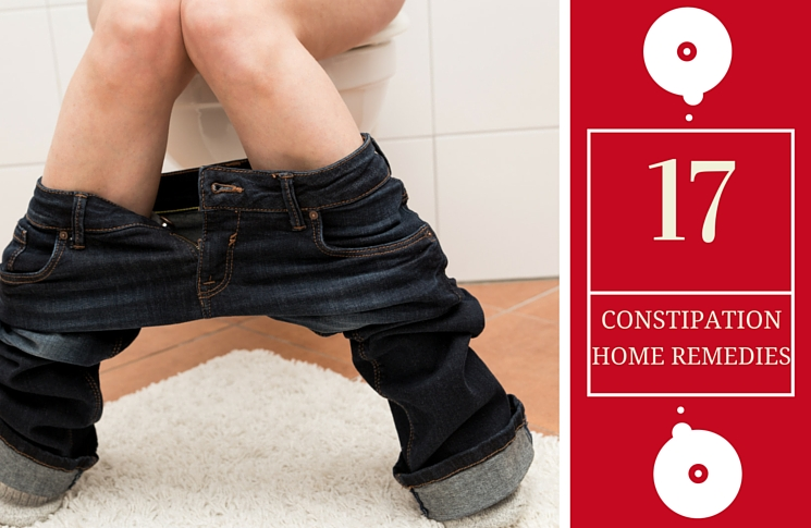 17 Home Remedies For Constipation That Work Like A Charm