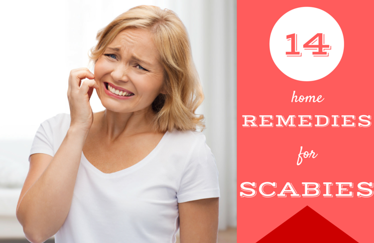 14 Remarkable Home Remedies Which Help To Get Rid of Scabies