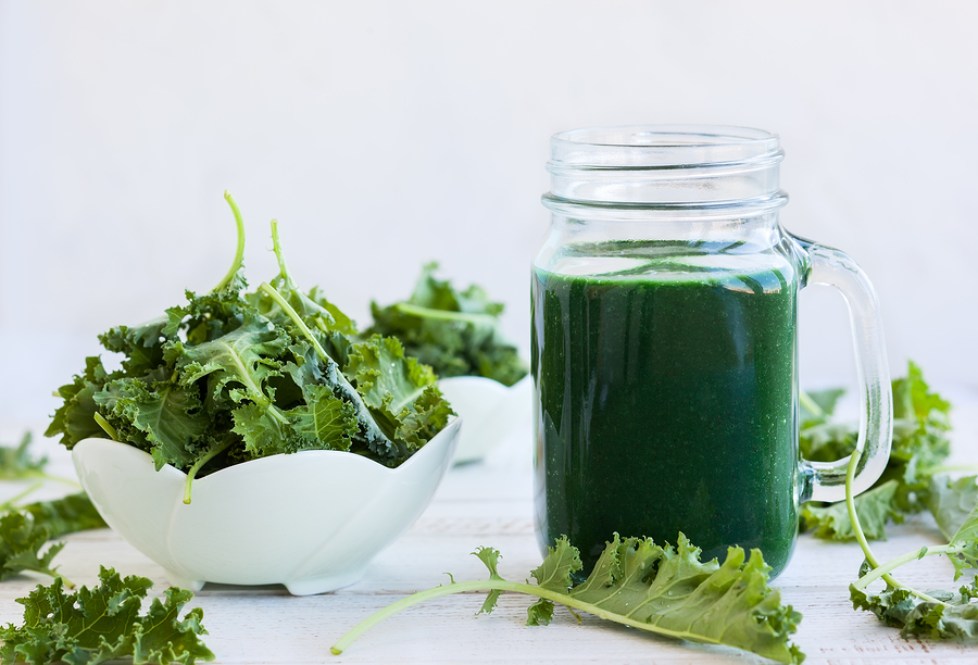 Chlorophyll for vaginal odor