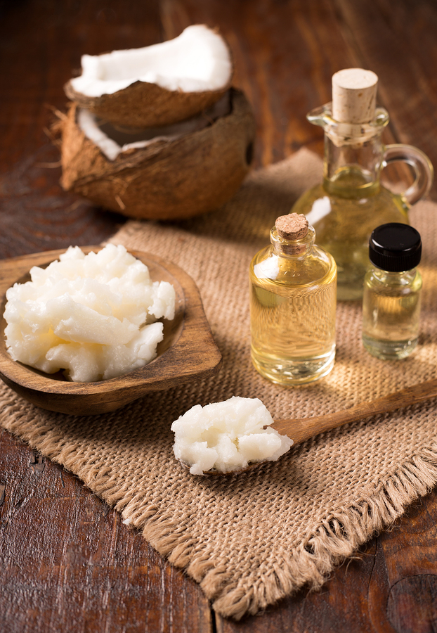 Coconut oil used to get rid of scabies
