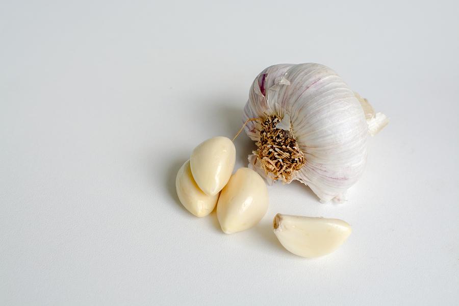 garlic cloves for smelly vagina