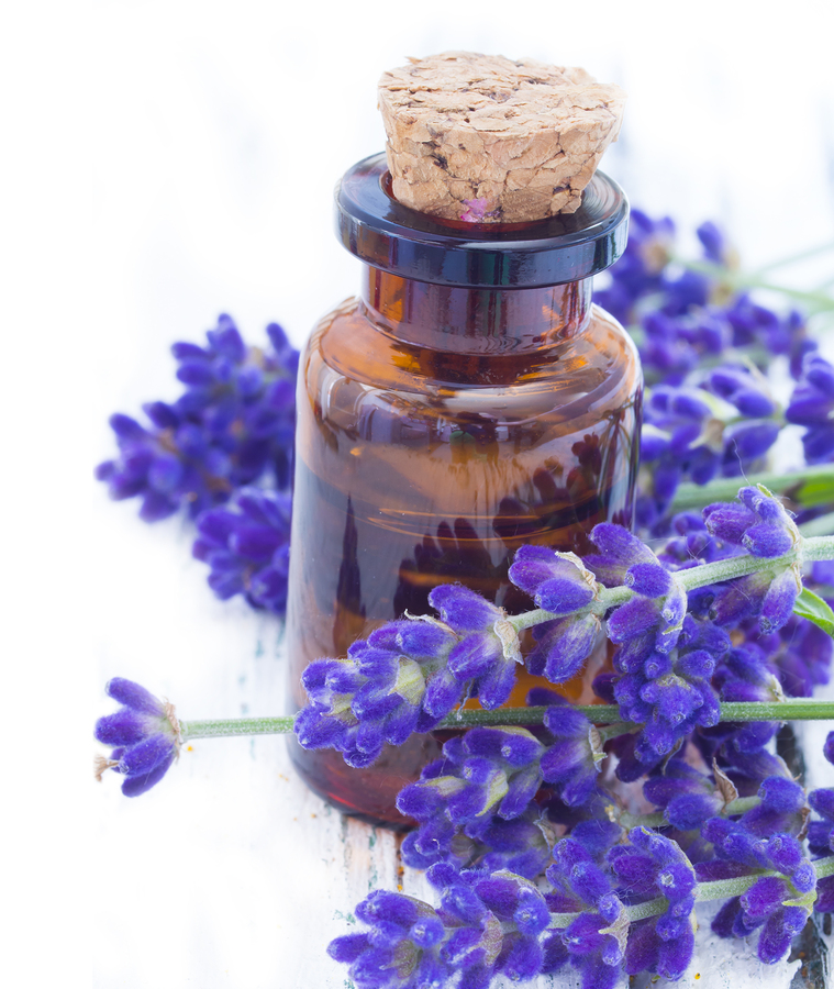 lavender essential oil for healing smelly vagina