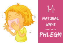 how to get rid of phlegm in throat medicine