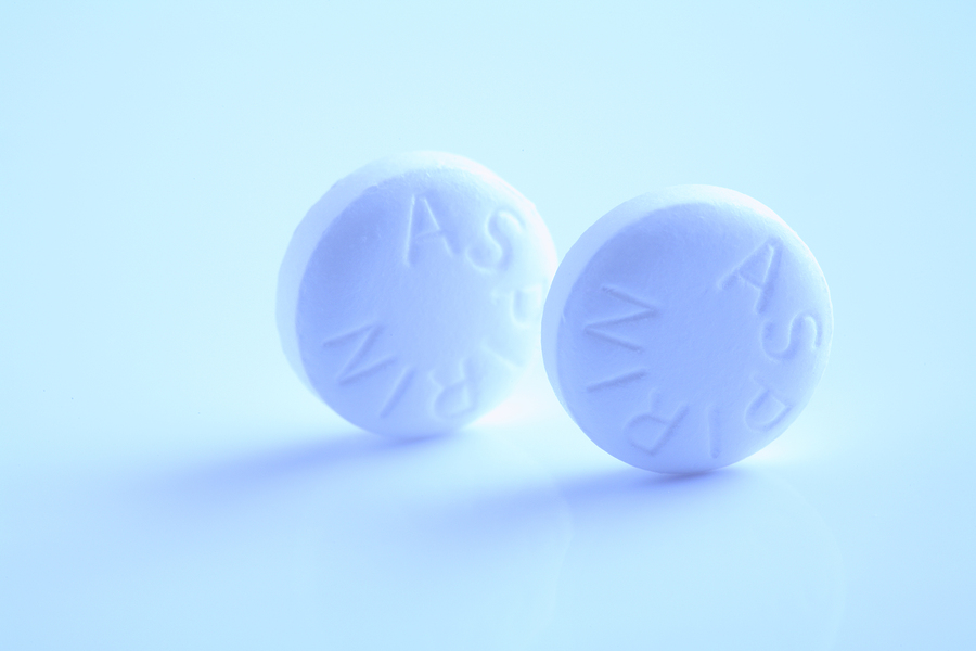 aspirin for keloids