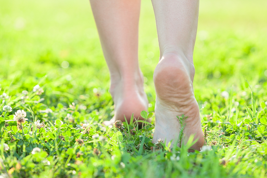barefoot advice for bunions