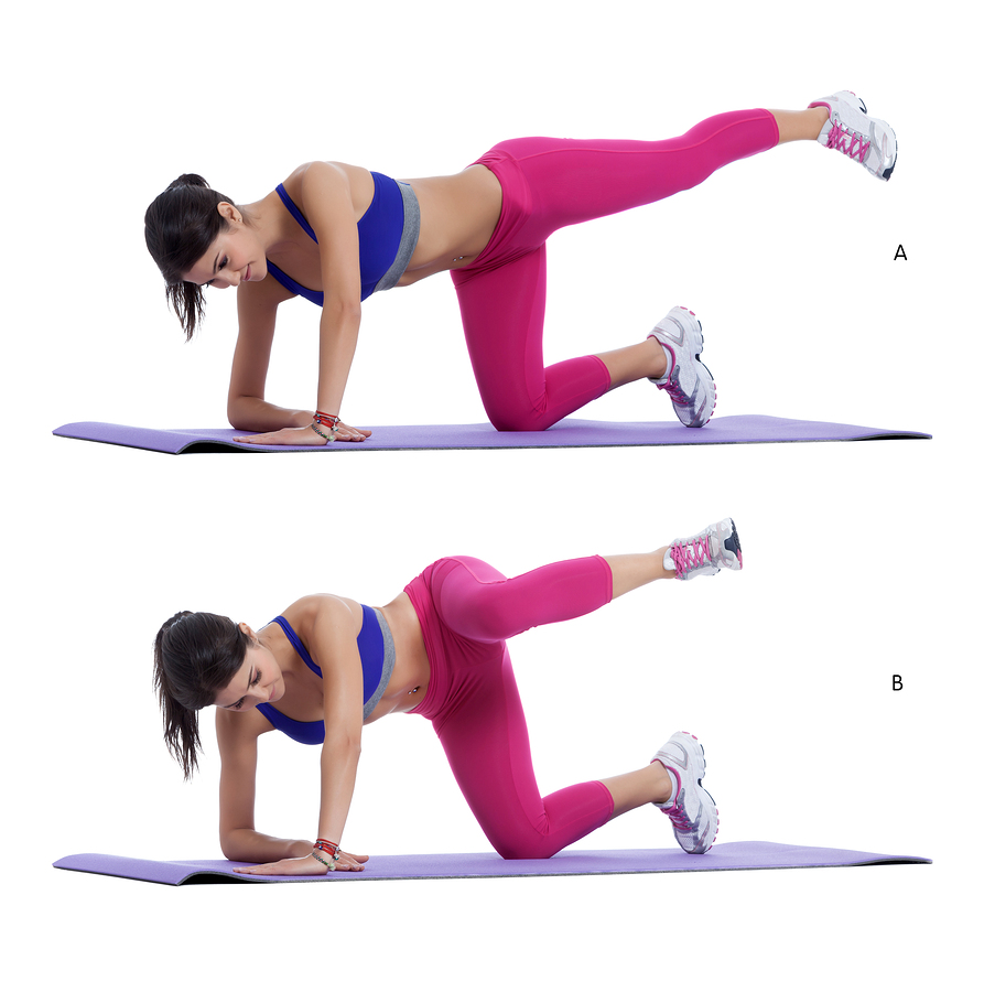 fire hydrant exercise to get rid of inner thigh fat