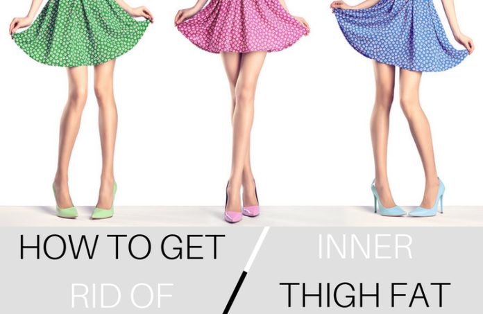 Get Rid Of Inner Thigh Fat 101