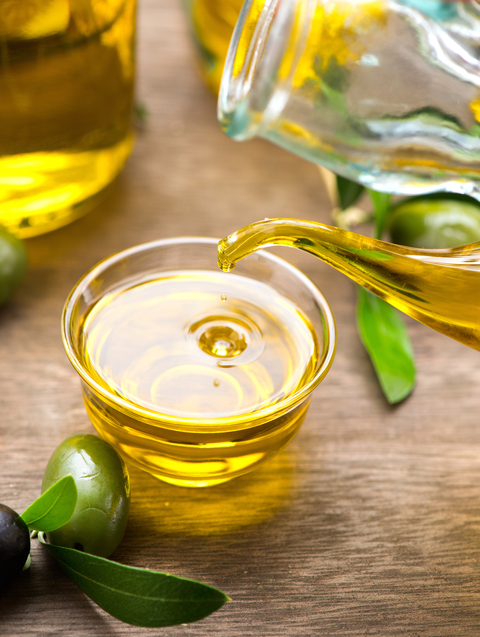 how to get rid of keloids with extra virgin olive oil