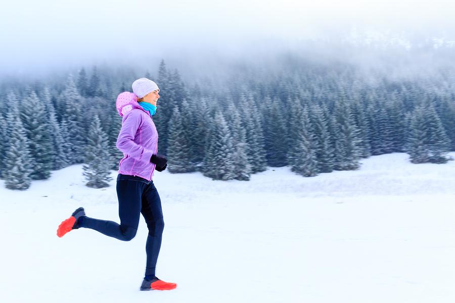 interval training running to get rid of inner thigh fat
