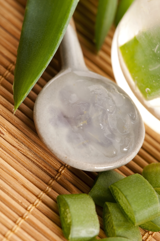 aloe vera gel for cold sores