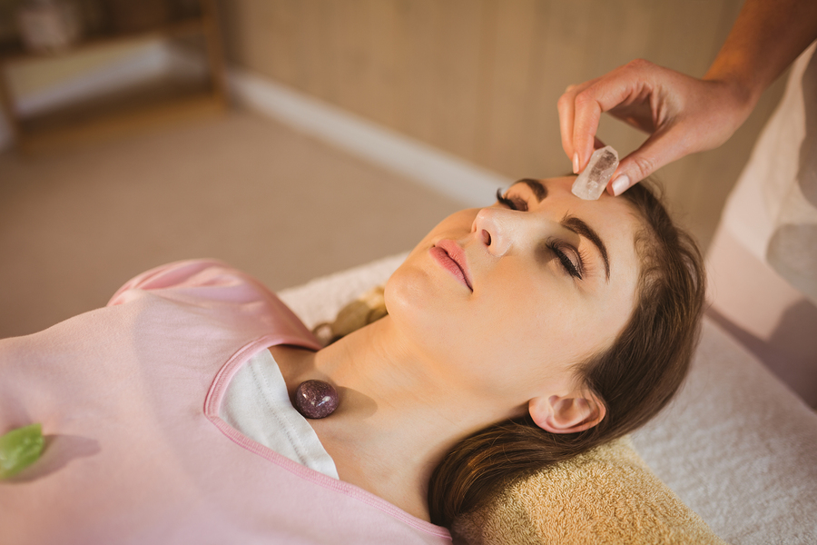crystals therapy for headaches