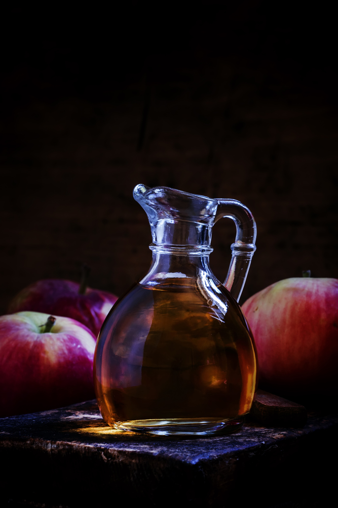 ear infection home remedy with apple cider vinegar