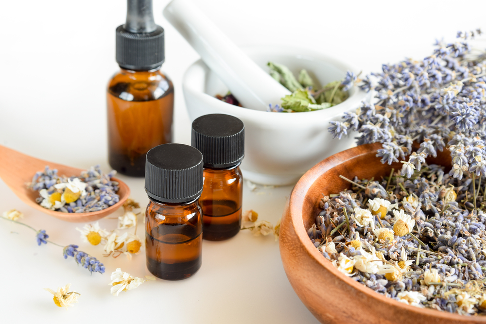 essential oils for diarrhea