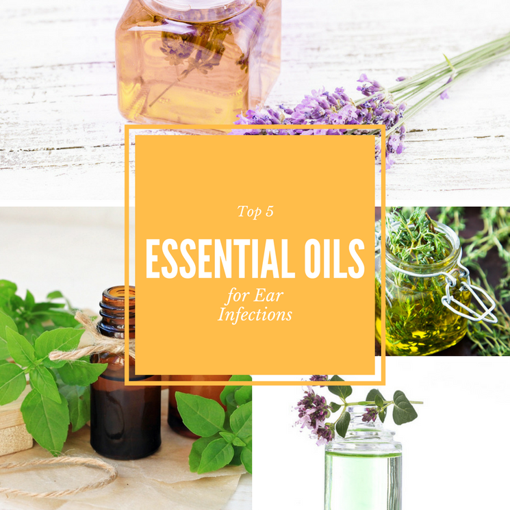 Top 5 Essential Oils For Ear Infection & Earache That Help