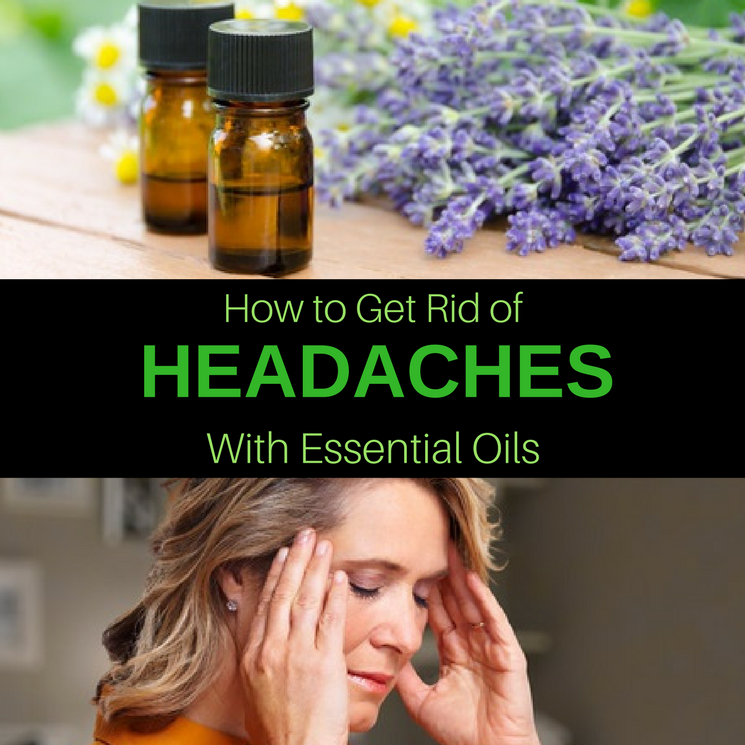 12 Essential Oils for Headaches: Bring Pain Relief With Aromatherapy