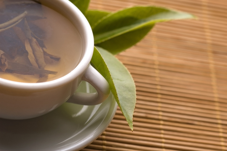 how to get rid of headaches with green tea